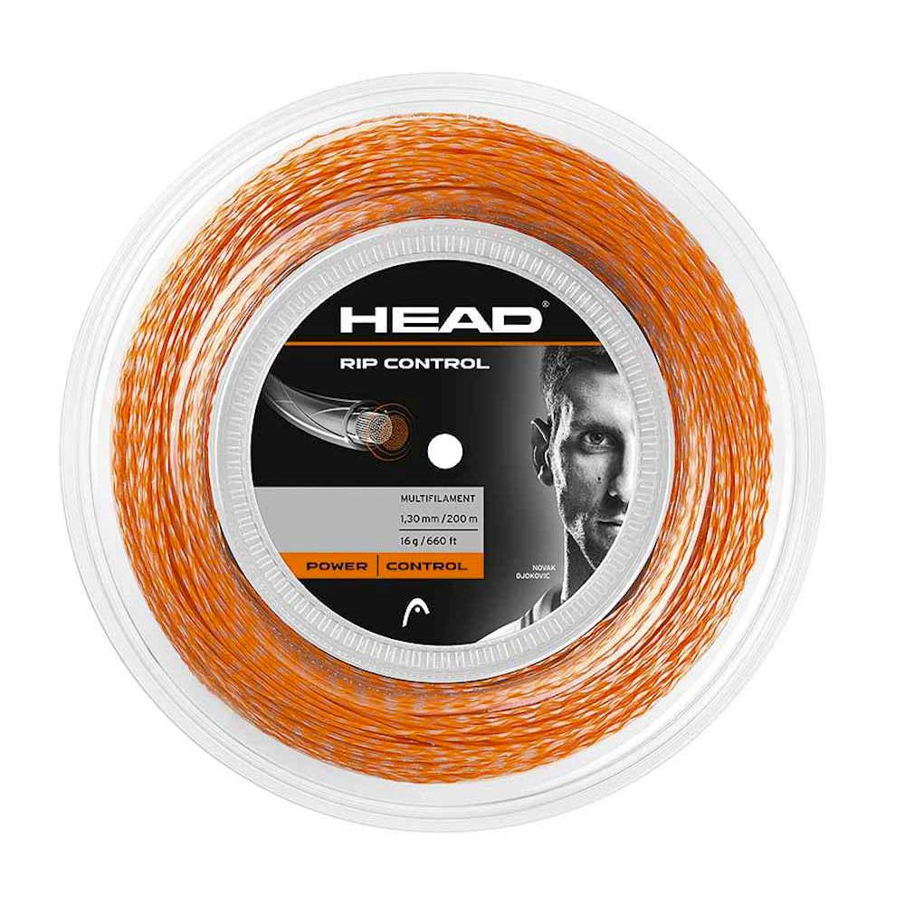 Head Racket Rip Control 200 M 1.30 mm Orange
