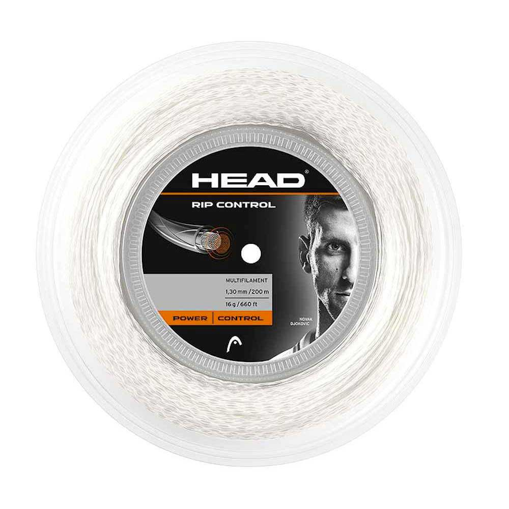 Head Racket Rip Control 200 M 1.25 mm White