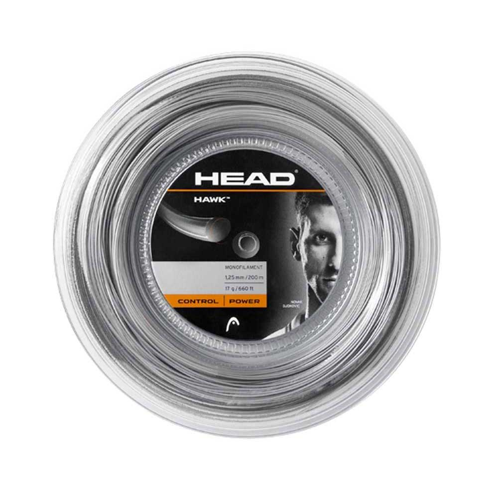 Head Racket Hawk 200 M 1.25 mm Grey