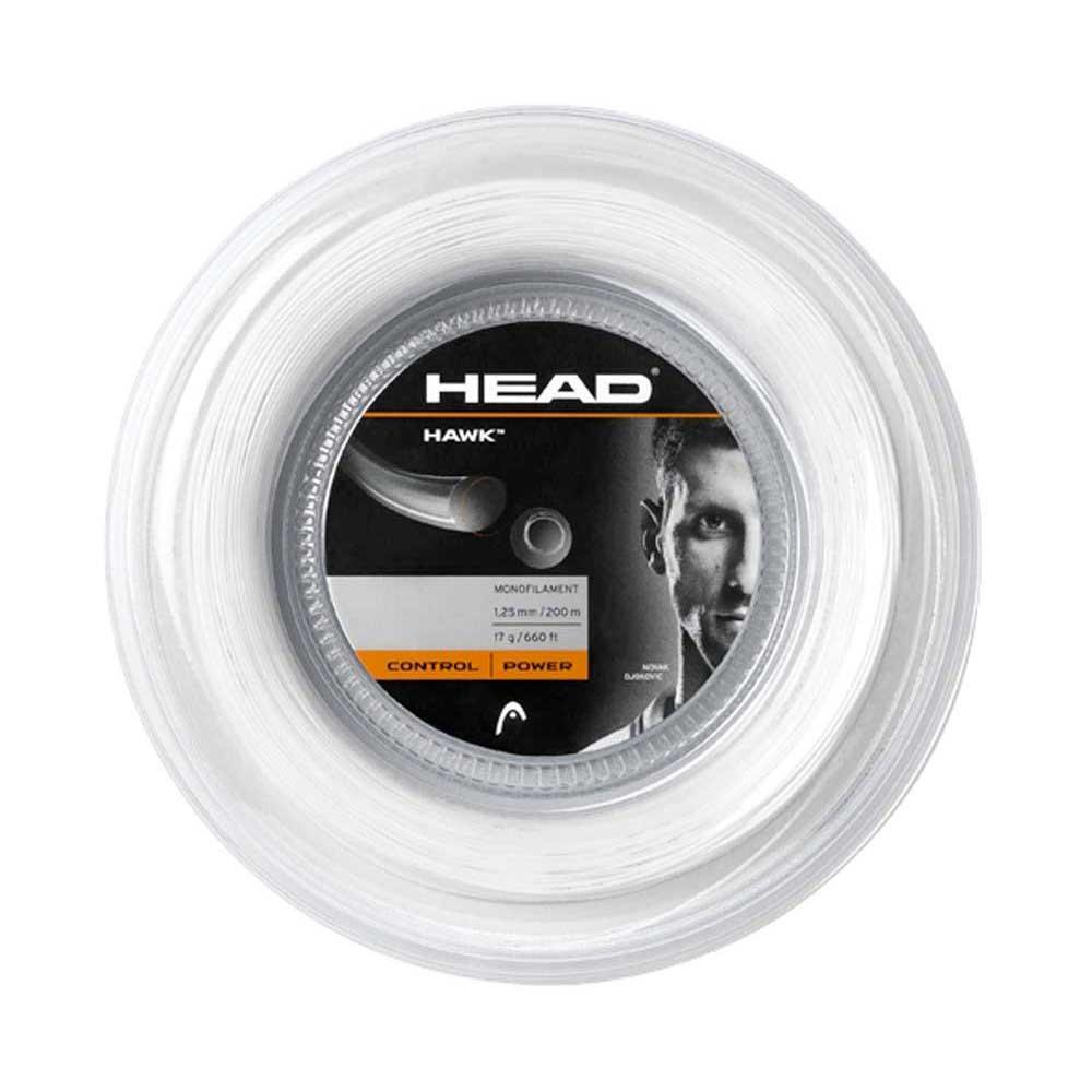 Head Racket Hawk 200 M 1.30 mm White