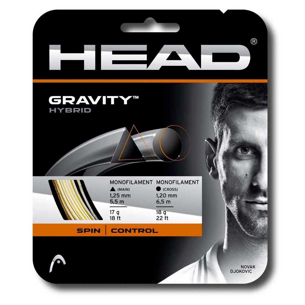 Head Racket Gravity Hybrid 12 M 1.25 mm / 1.20 mm White