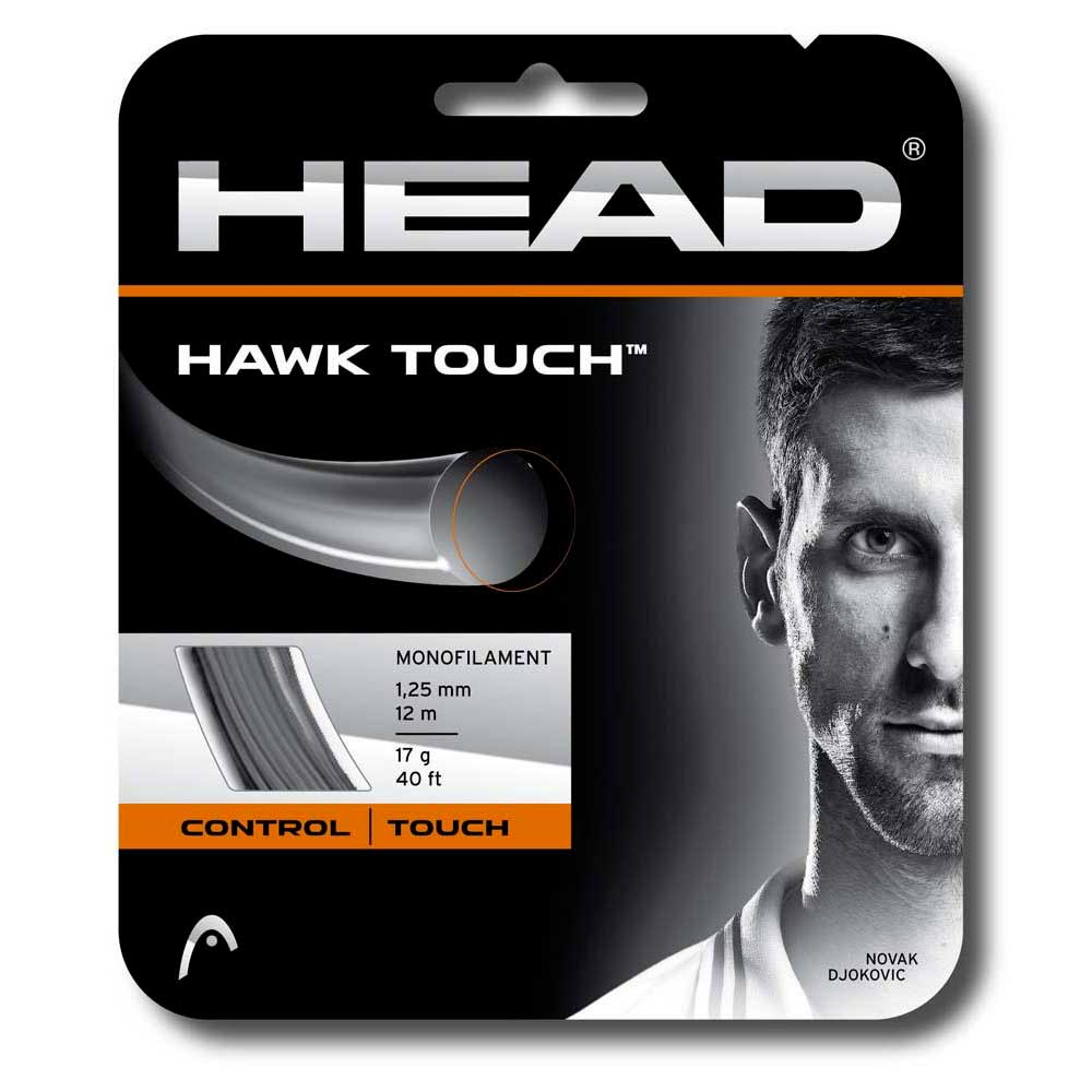 Head Racket Hawk Touch 12 M 1.25 mm Anthracite
