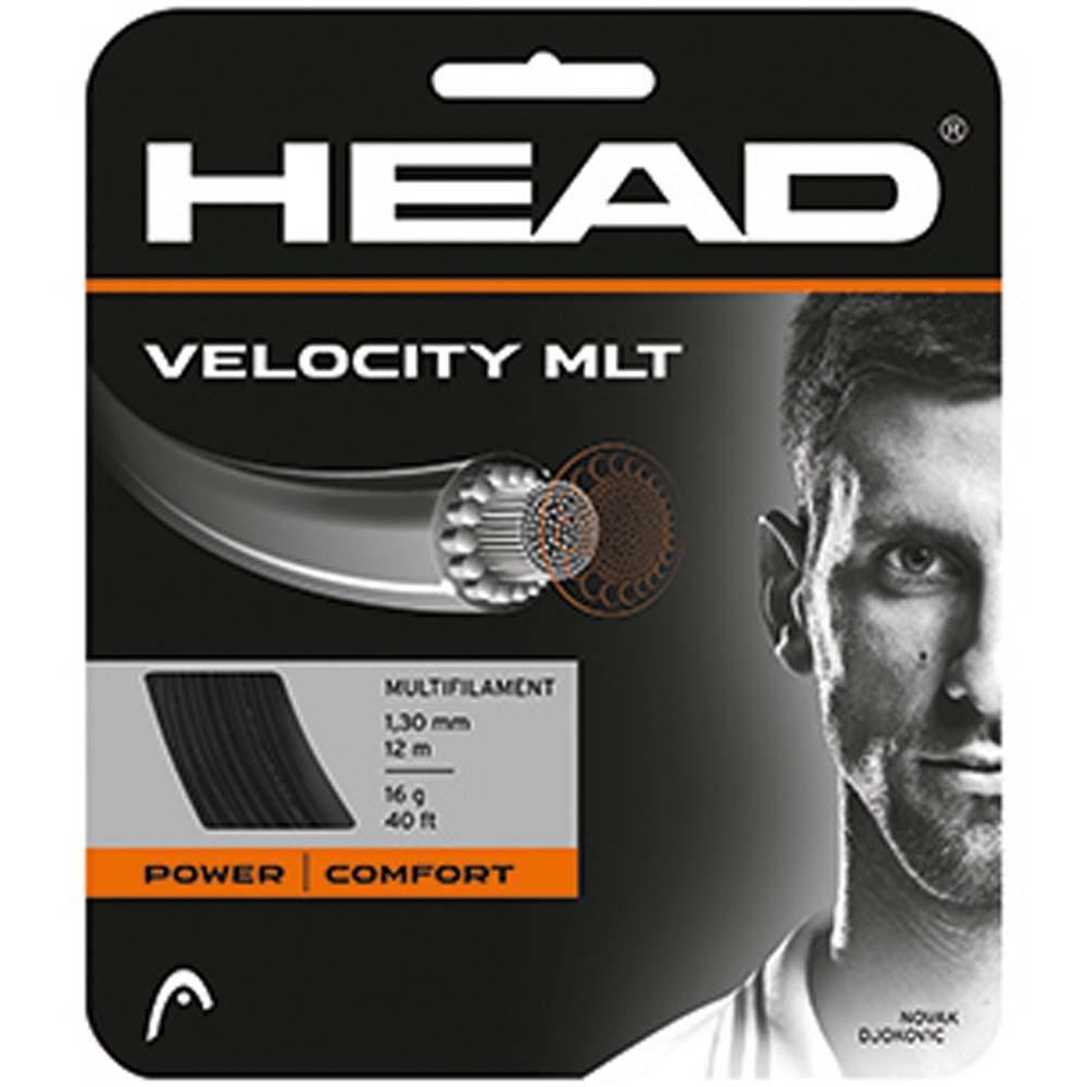 Head Racket Velocity Mlt 12 M 1.30 mm Black