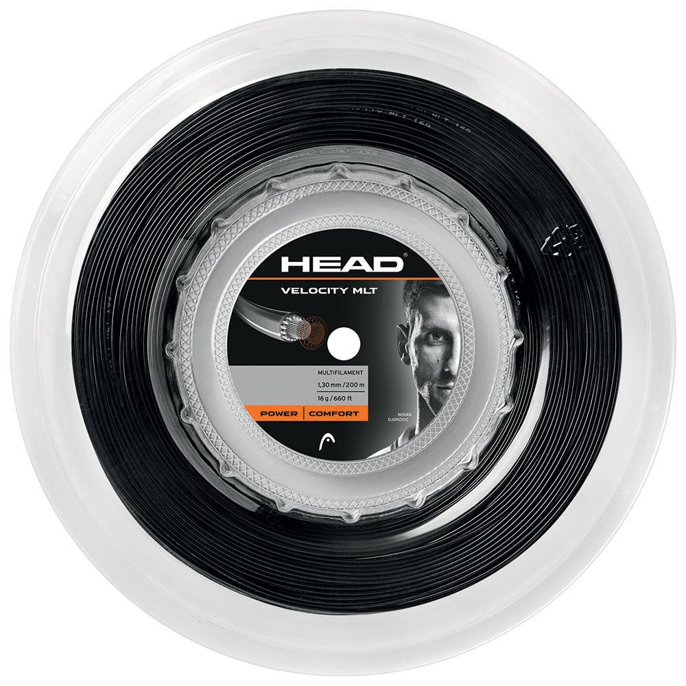 Head Racket Velocity Mlt 200 M 1.30 mm Black