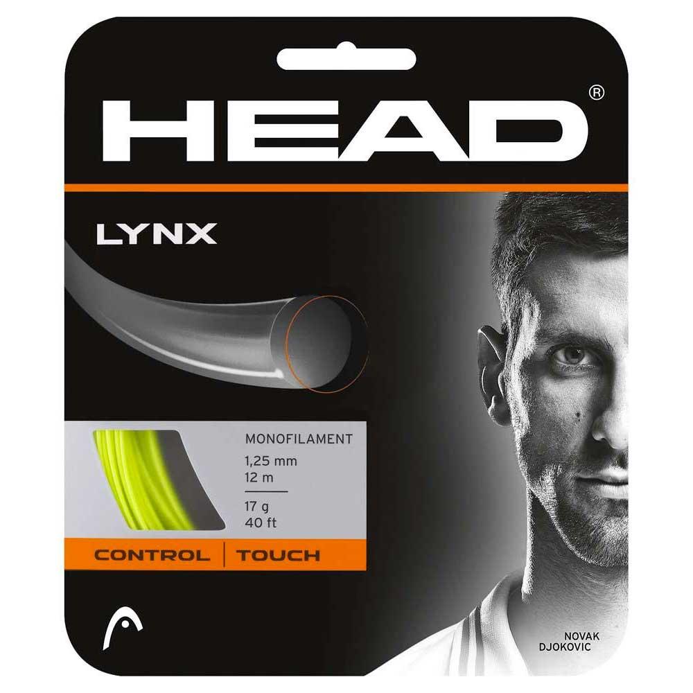 Head Racket Lynx 12 M 1.30 mm Yellow