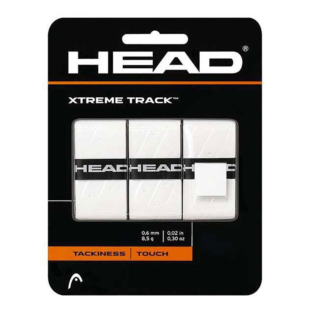 Head Racket Xtreme Track 3 Units One Size White