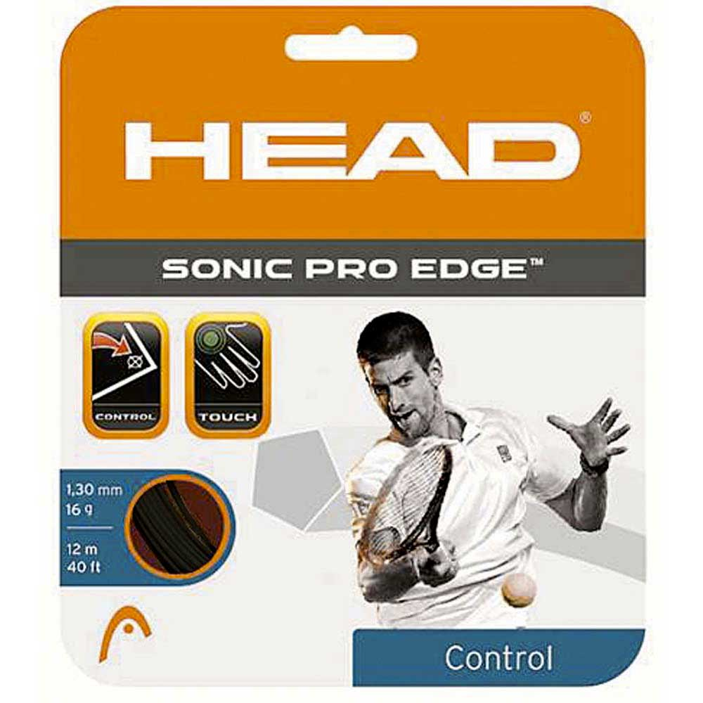 Head Racket Sonic Pro Edge 12 M 1.30 mm Anthracite
