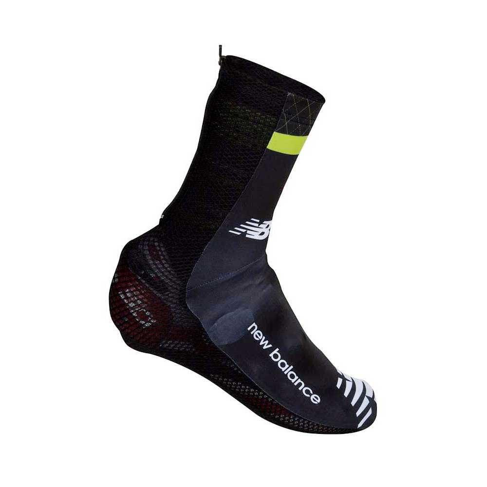 Castelli Cannondale Garmin Aero Shoecover Rm XXL Black / Sprint Green