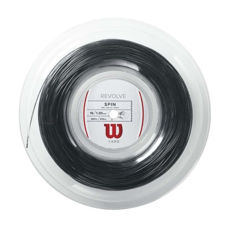 Wilson Revolve 200 M 1.30 mm Black