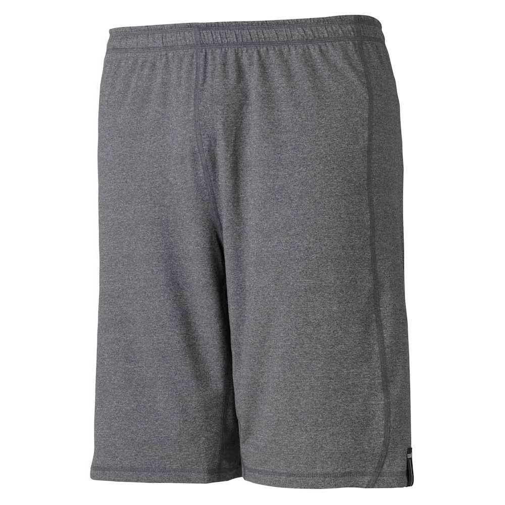 Casall Track Shorts L Dark Grey Melange