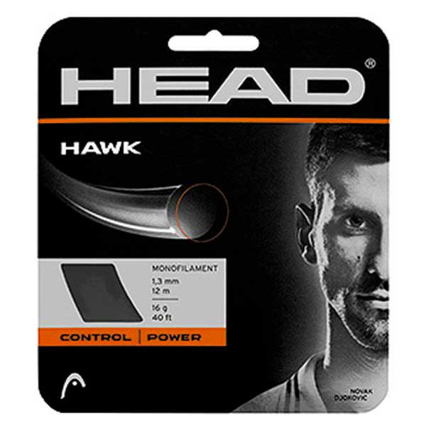Head Racket Hawk 12 M 1.30 mm White
