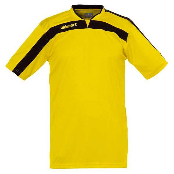 Uhlsport Liga Trikot XS Lime Yellow / Black