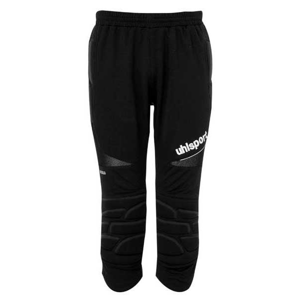 Uhlsport Anatomic Goalkeeper Long Shorts XXL Black