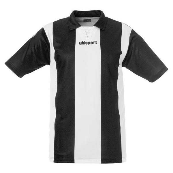 Uhlsport Retro Stripes S White / Black