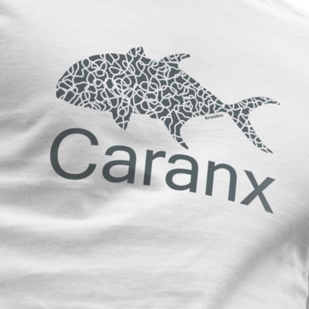 kruskis-caranx-xxxl-white
