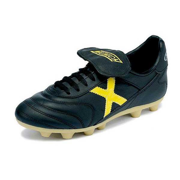 Munich Chaussures Football Mundial EU 40 Black / Yellow