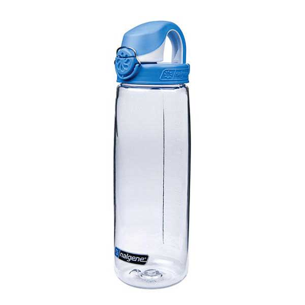 Nalgene Otf Bottle 700ml One Size Transparent / Loop-Top Blue