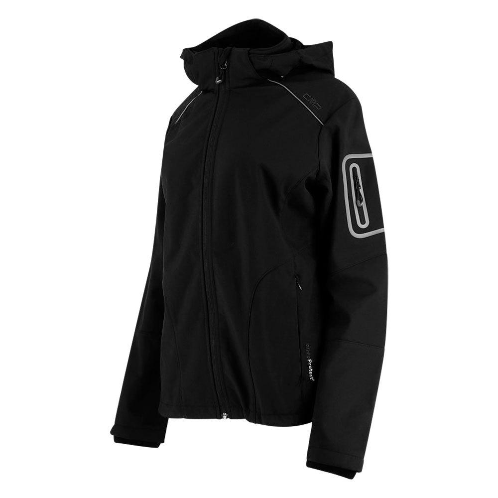 cmp-jacket-zip-hood-xs-black