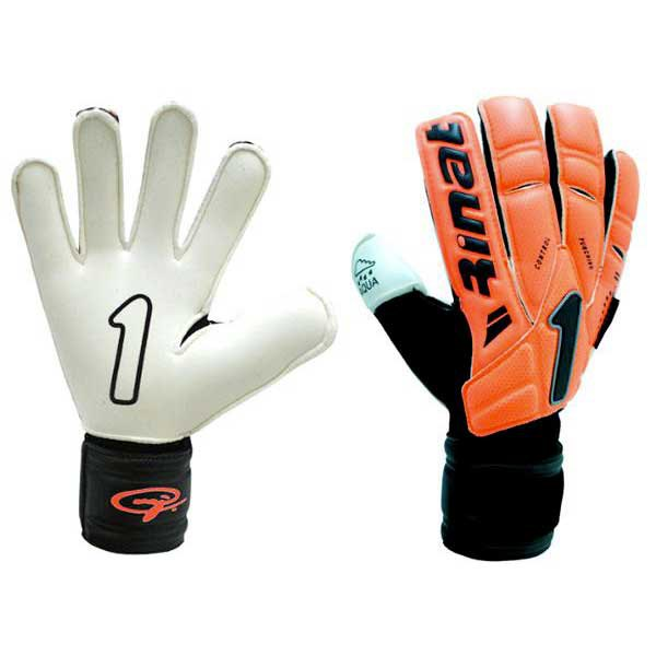Rinat Evolution Moya Goalkeeper Gloves 7 Fluor / Black