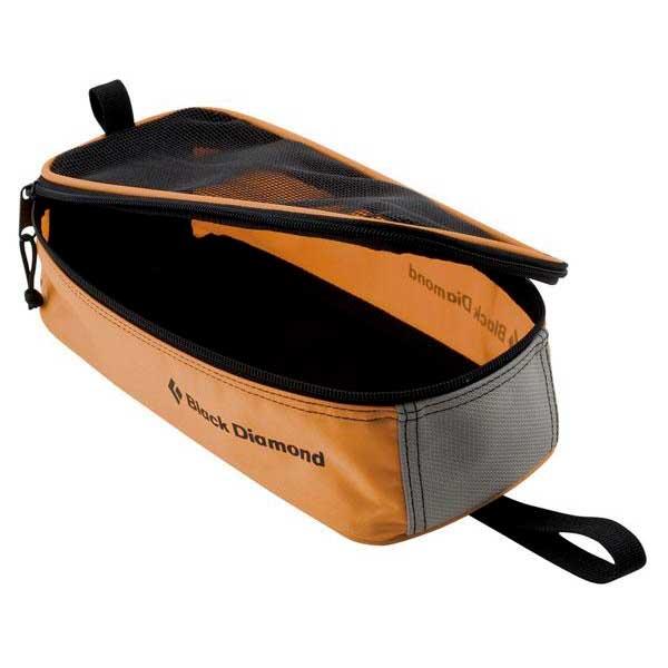 Black Diamond Crampon Bag One Size Orange