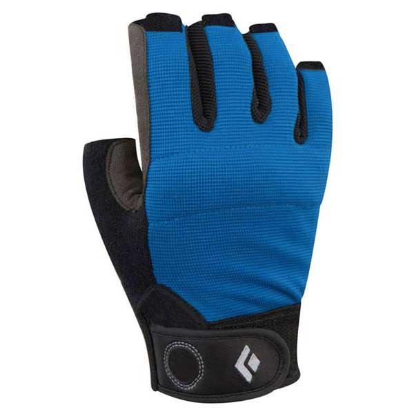 Black Diamond Crag Half Finger S Cobalt Blue