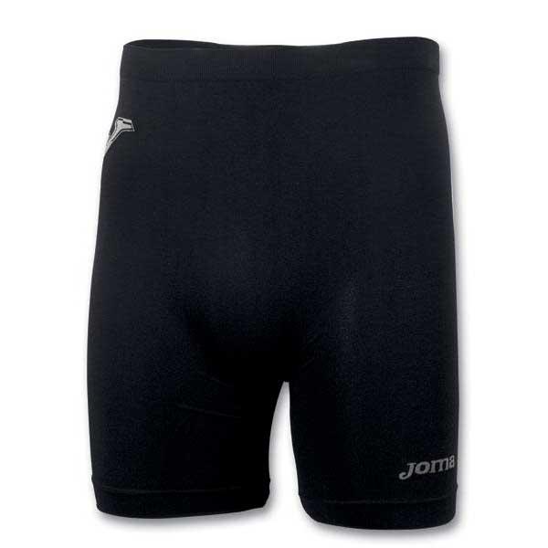 Joma Legging Courte Brama L-XL Black
