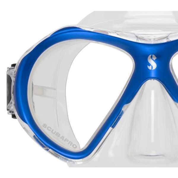 scubapro-spectra-mini-one-size-transparent-blue