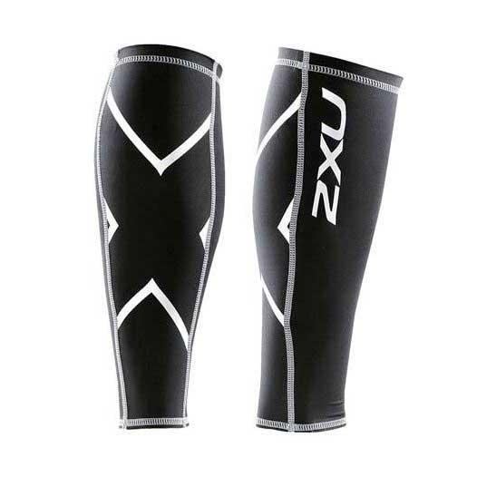 2xu Manches Mollet Compression C Guard XS Black / Black