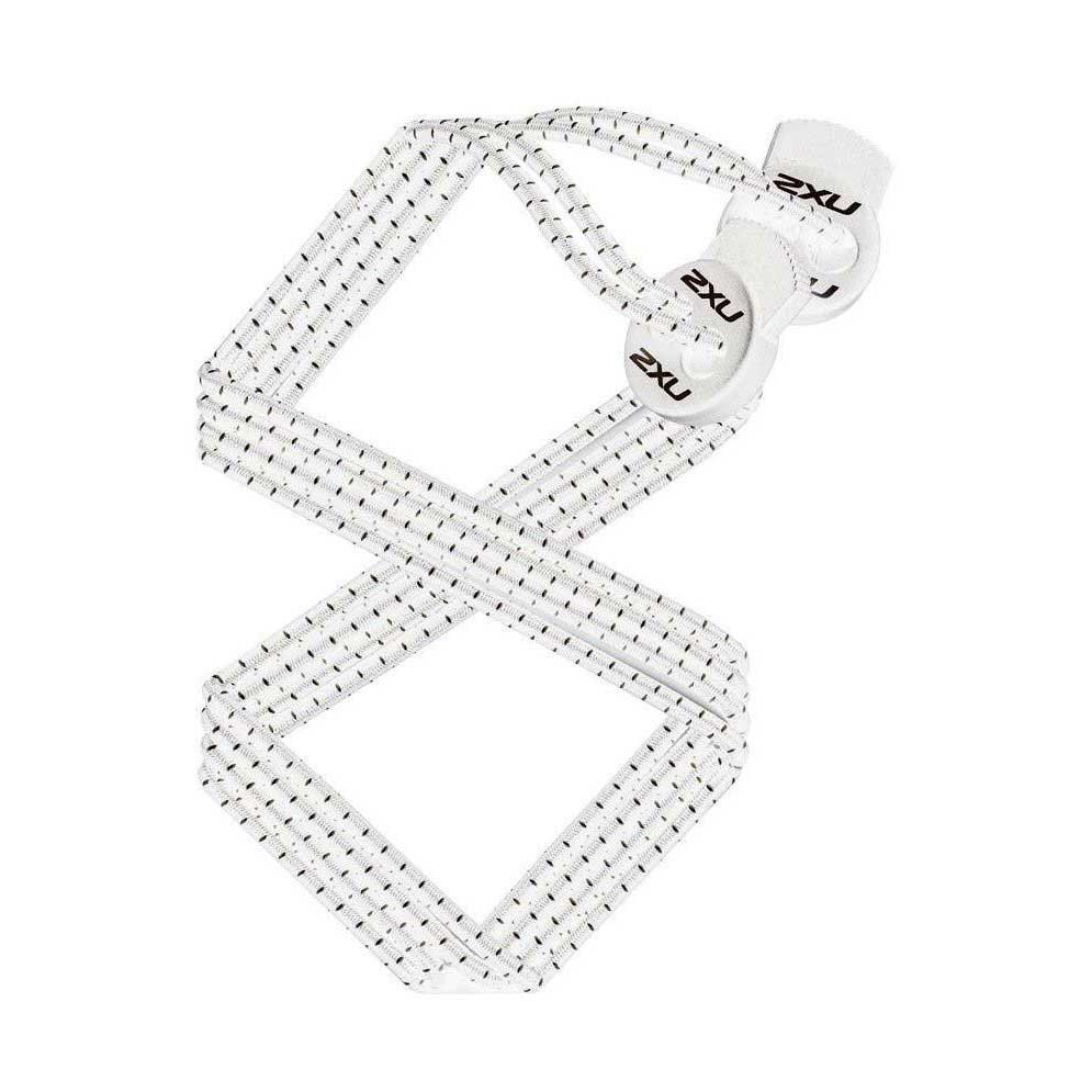 2xu Lace Locks One Size white / white
