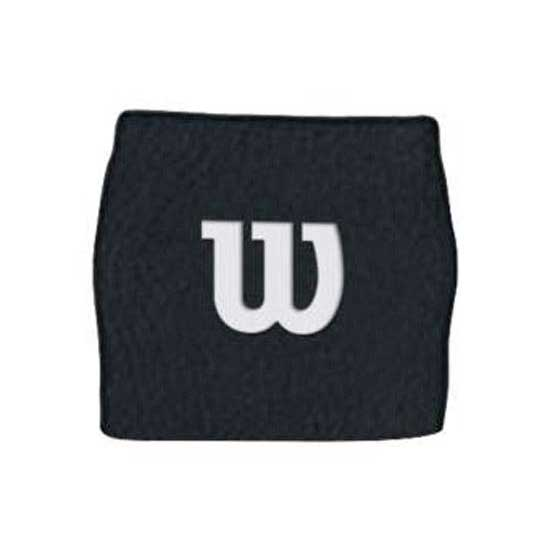 Wilson Wristband One Size Black
