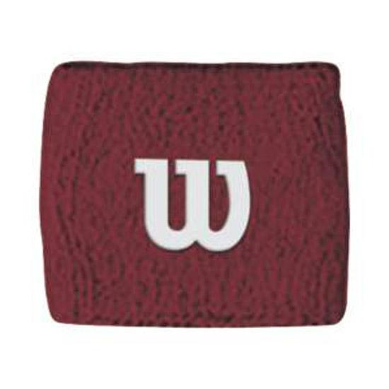 Wilson Wristband One Size Red