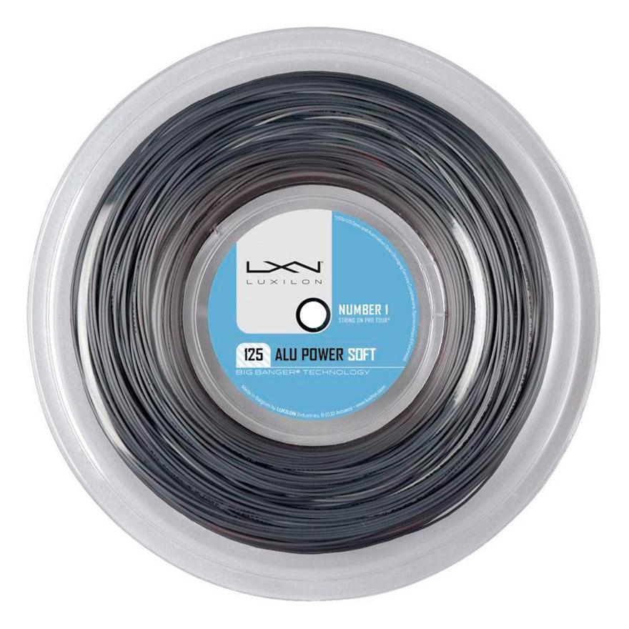 Luxilon Alu Power Soft 200 M 1.25 mm Silver