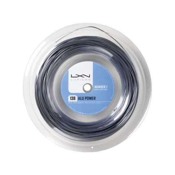Luxilon Alu Power 200 M 1.38 mm Silver