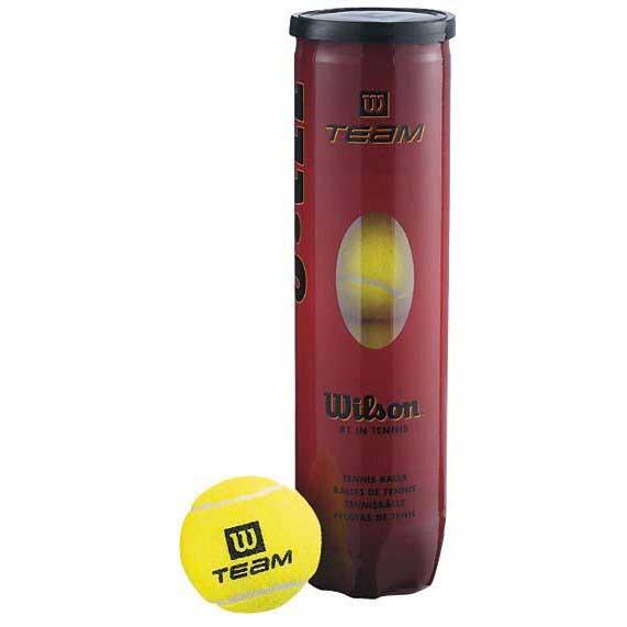 Wilson Team Practice 4 Balls