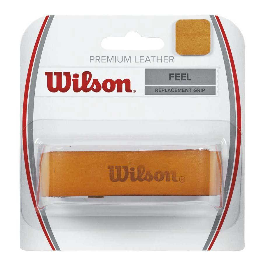 Wilson Premium Leather One Size Brown