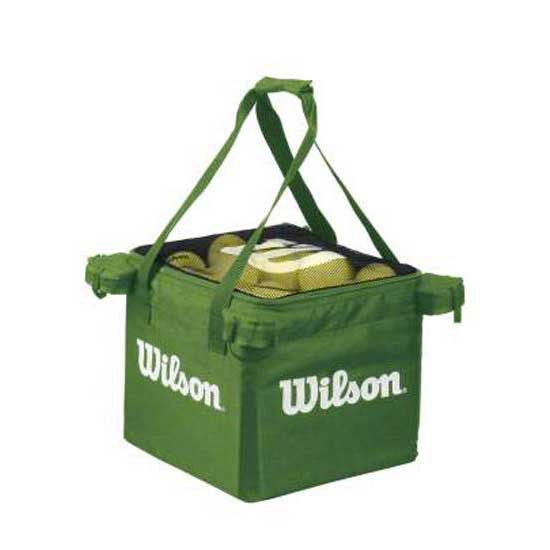 Wilson Teaching Cart Bag One Size Green