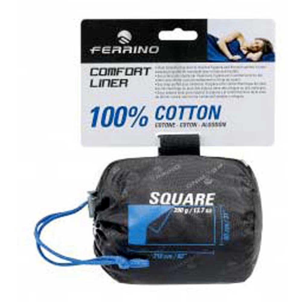 Ferrino Comfort Sq 210 x 80 cm Blue