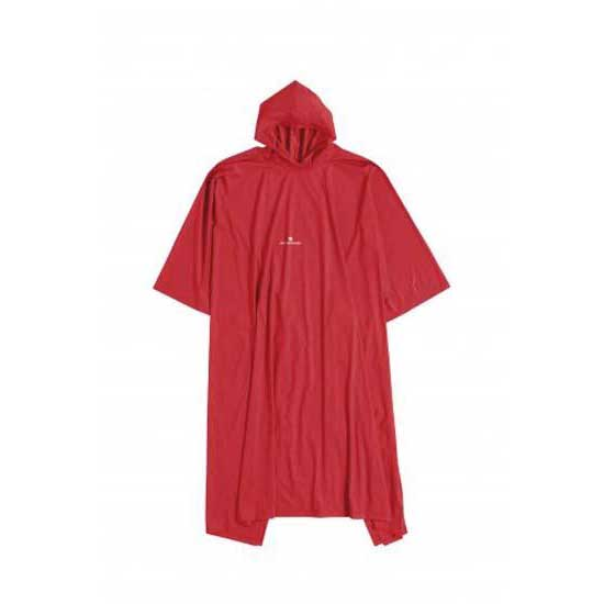 ferrino-poncho-junior-120-cm-red