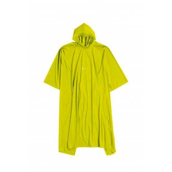 ferrino-poncho-junior-120-cm-yellow-lime