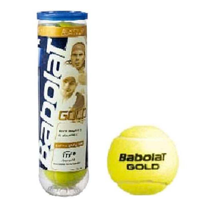 Babolat Gold High Altitude 3 Balls Yellow