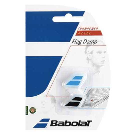 Babolat Flag Dampener 2 Units One Size Blue / Black