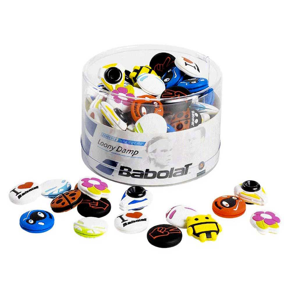 Babolat Lonny Dampener 75 Units One Size Multicolor