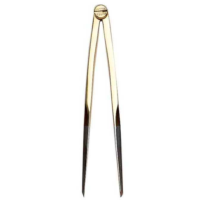 lalizas-straight-pattern-dividers-180-mm-brass