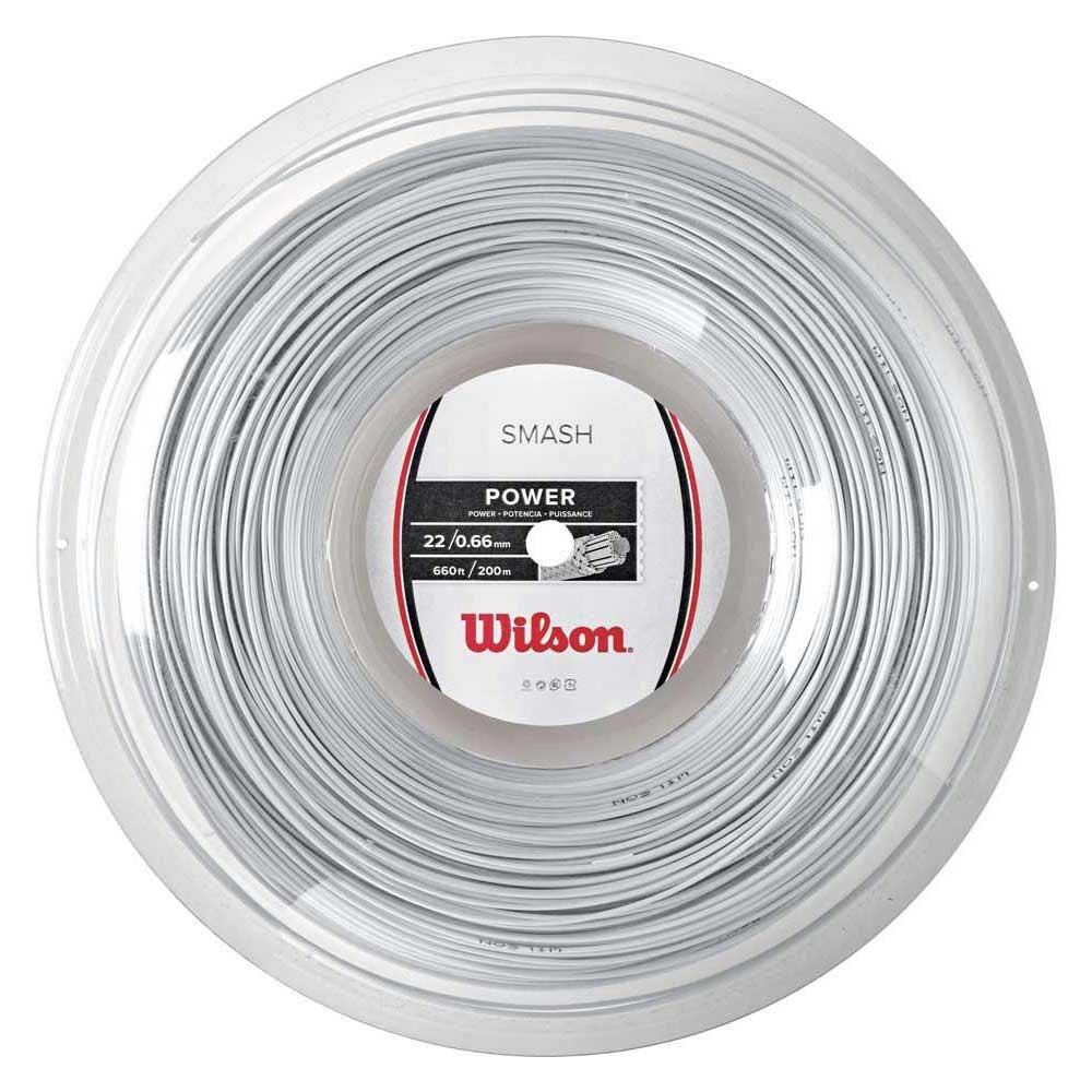 Wilson Smash Badminton 200 M 0.66 mm White