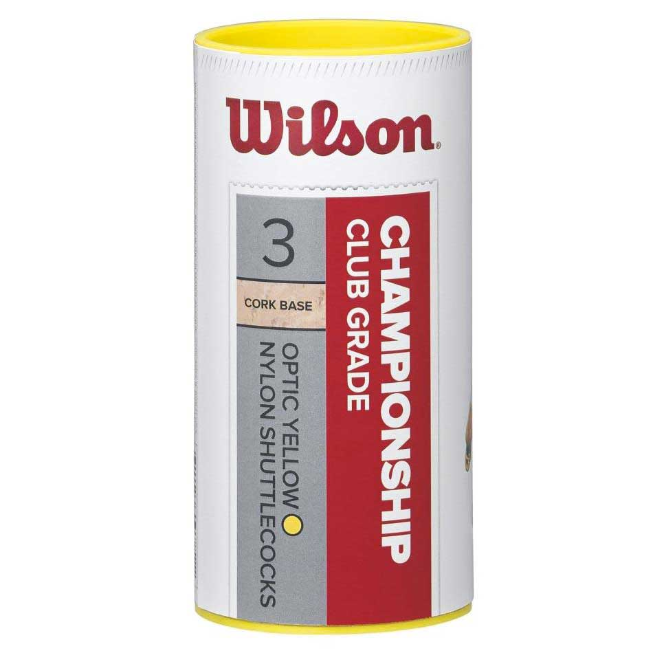 Wilson Championship Club 78 3 Units Yellow
