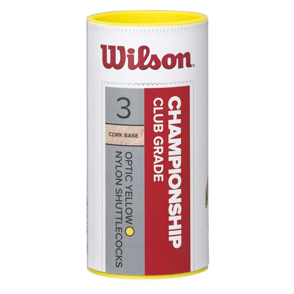 Wilson Championship Club 79 3 Units Yellow