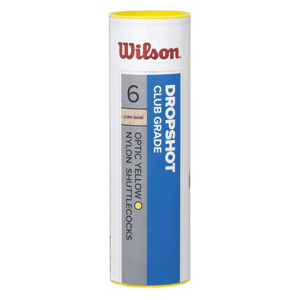 Wilson Dropshot 77 6 Units Yellow