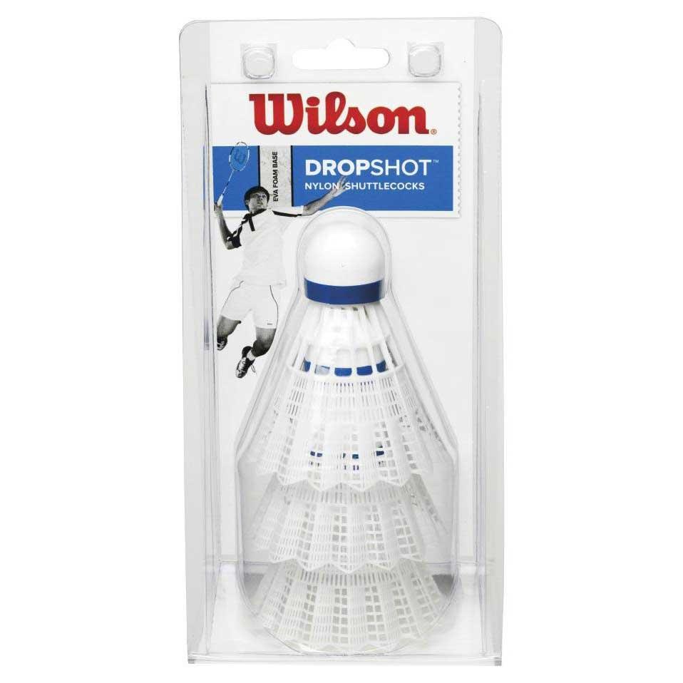 Wilson Dropshot 77 3 Units White