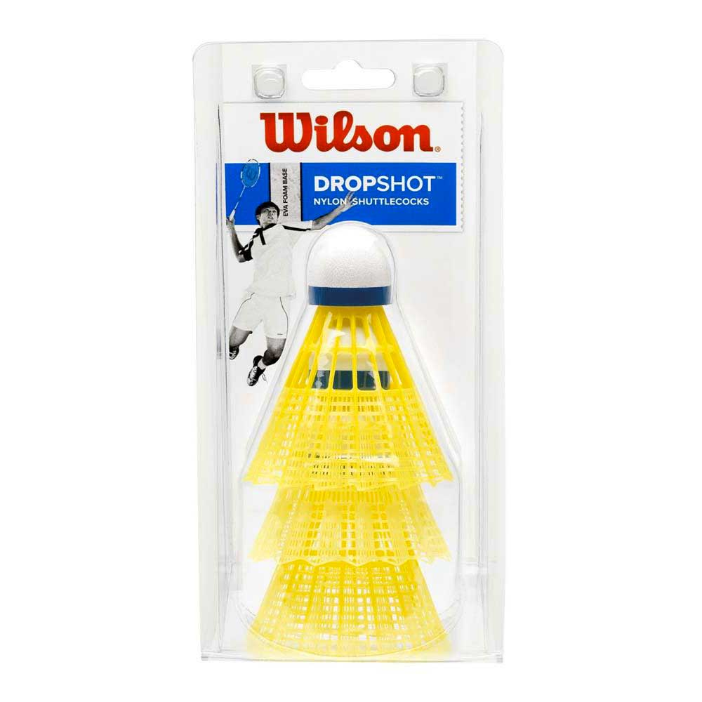 Wilson Dropshot 77 3 Units Yellow