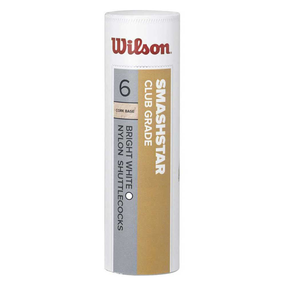 Wilson Smashstar Club 77 6 Units White